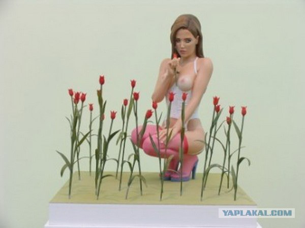Эротические скульптуры Мартина Ди Гироламо