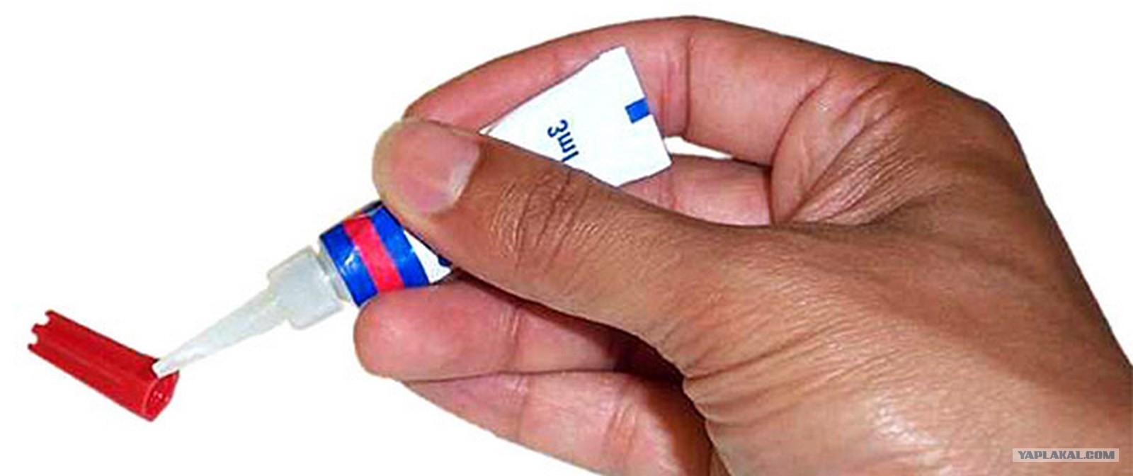 Как убрать суперклей с рук как с рук убрать супер клей Полезные 5