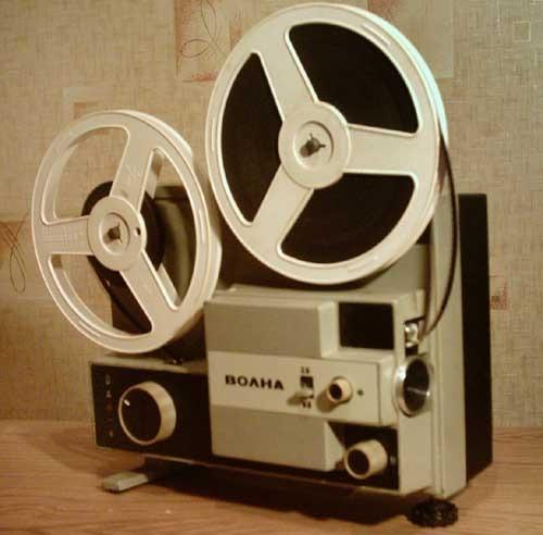 Как оцифровать 8 мм кинопленку в домашних условиях