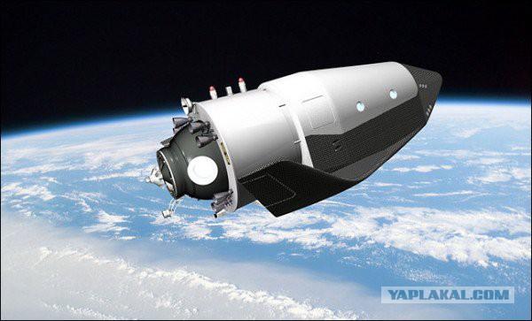 Российский космический корабль «Федерация» будет в 3,5 раза дешевле американского Dragon