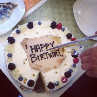 Поздравление с днем рождения в инстаграм