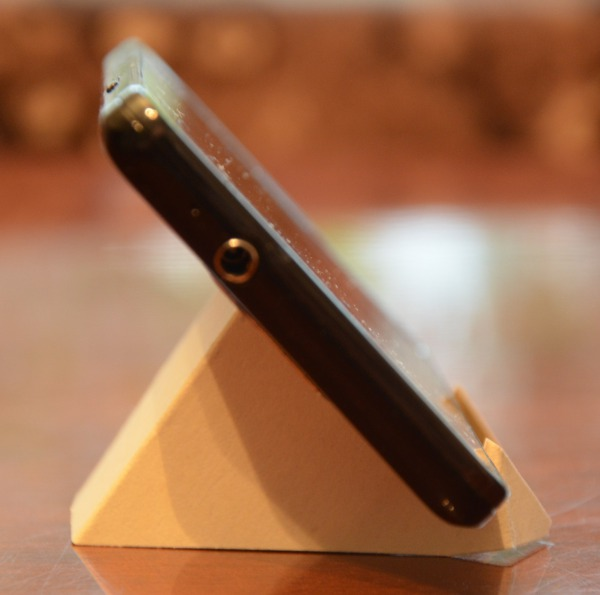 Сотовый телефон из картона своими руками