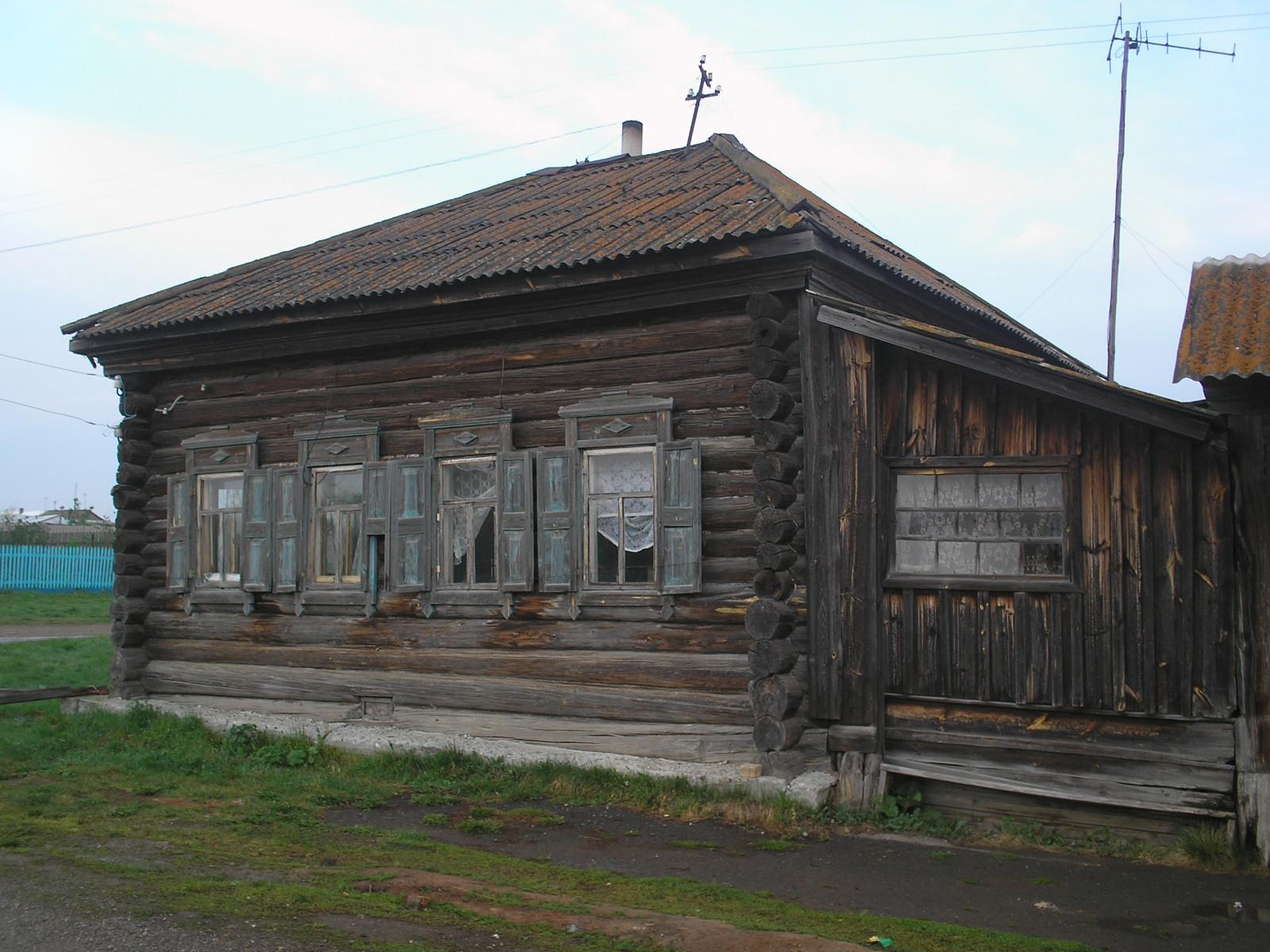 Фото домик в деревне своими руками фото