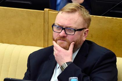 Милонов предложил расстрелять Оксимирона и Гнойного