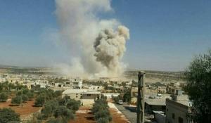 Взрыв у базы США и Франции в Сирии