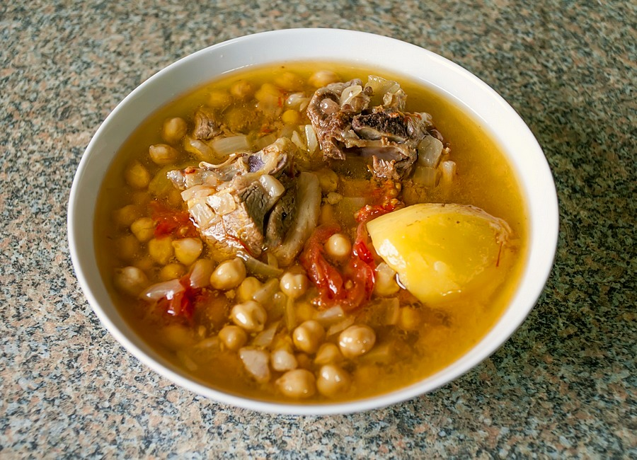 Азербайджанский суп пити рецепты