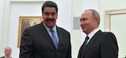 Российских чиновников отправили спасать экономику Венесуэлы