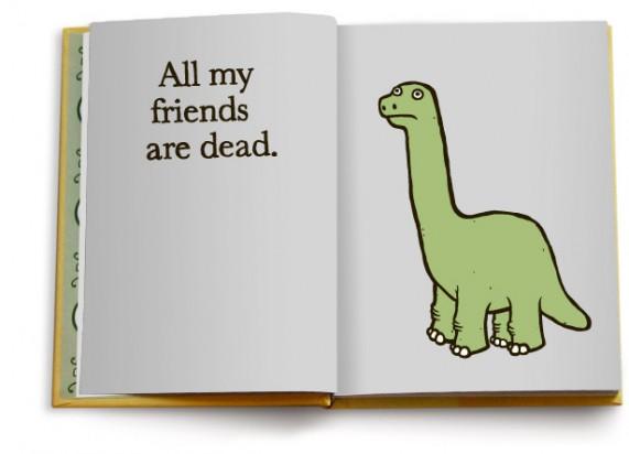 Книга «Все мои друзья мертвы»