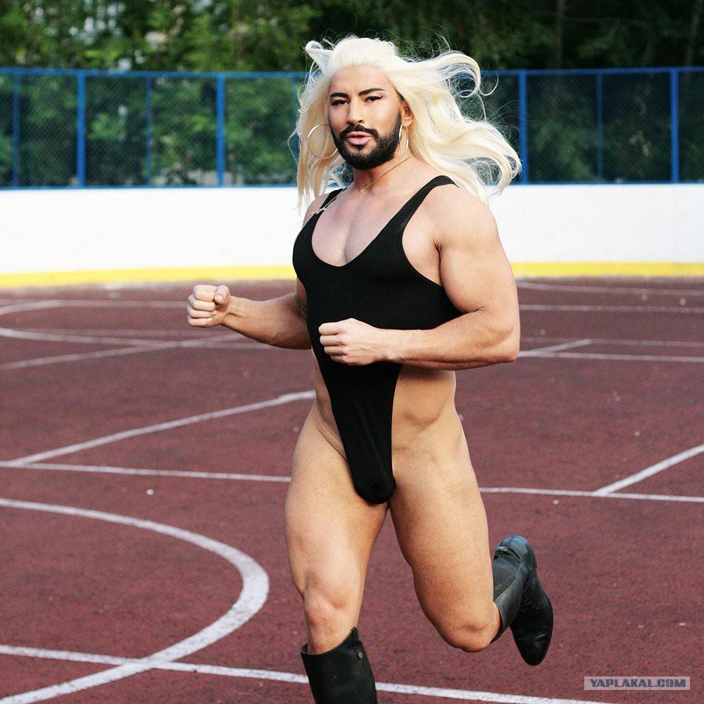 Русская спортсменка воло 9 фотография
