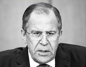 Лавров прокомментировал заявление Обамы