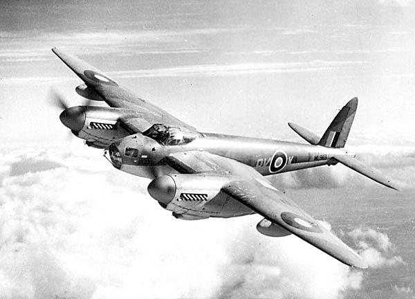 Летающая экзотика Второй Мировой