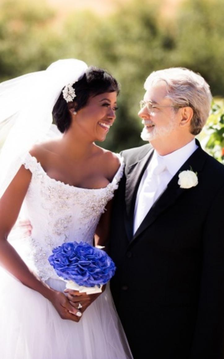 Самые известные межрасовые браки знаменитостей