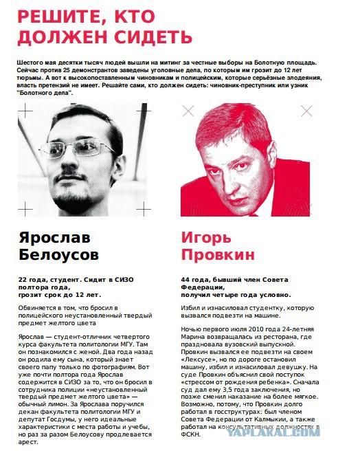 Все равны перед законом и судом? Конституция РФ