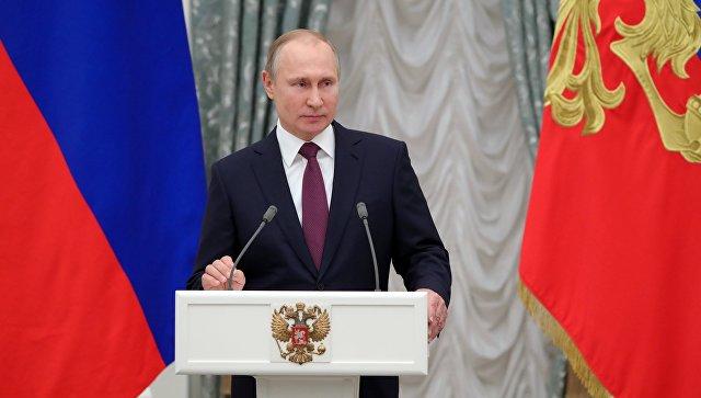 Путин уволил одиннадцать генералов МВД, ФСИН, МЧС и СК