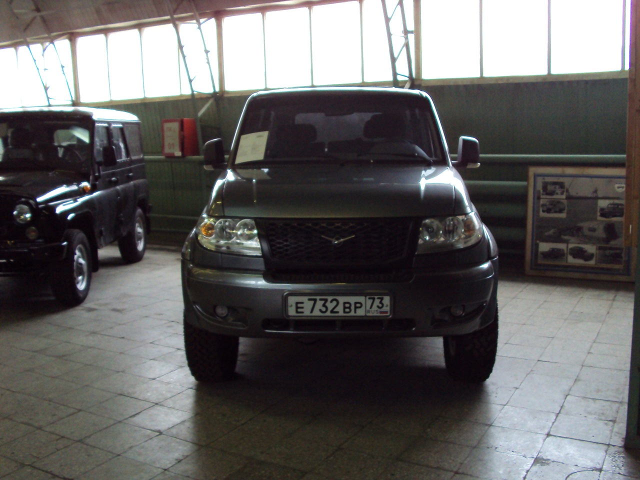 post 3 13128350664928 Завод УАЗ