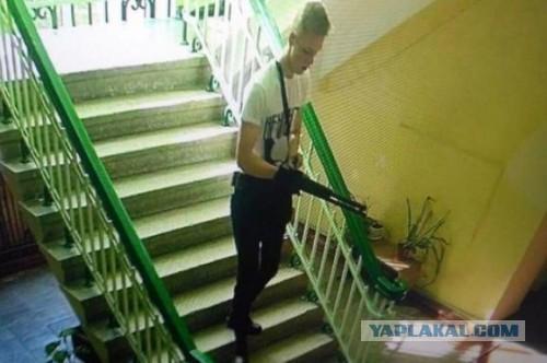 «Керченского стрелка» Рослякова похоронили тайно и под чужой фамилией