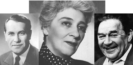 Советские артисты, которые сменили свои еврейские фамилии на другие