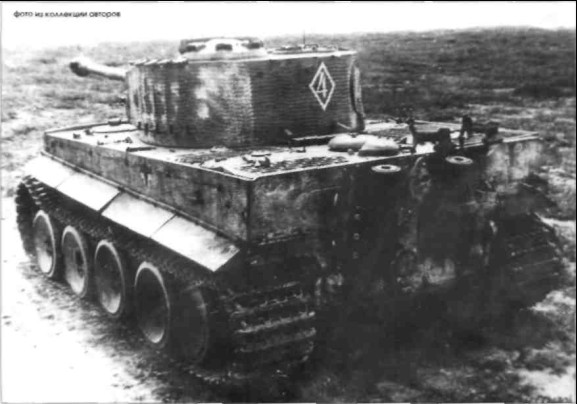 Танка толди 18 я армия август 1944г