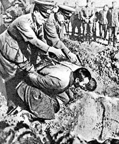 фото детей убитых немцами изготавливают граппу