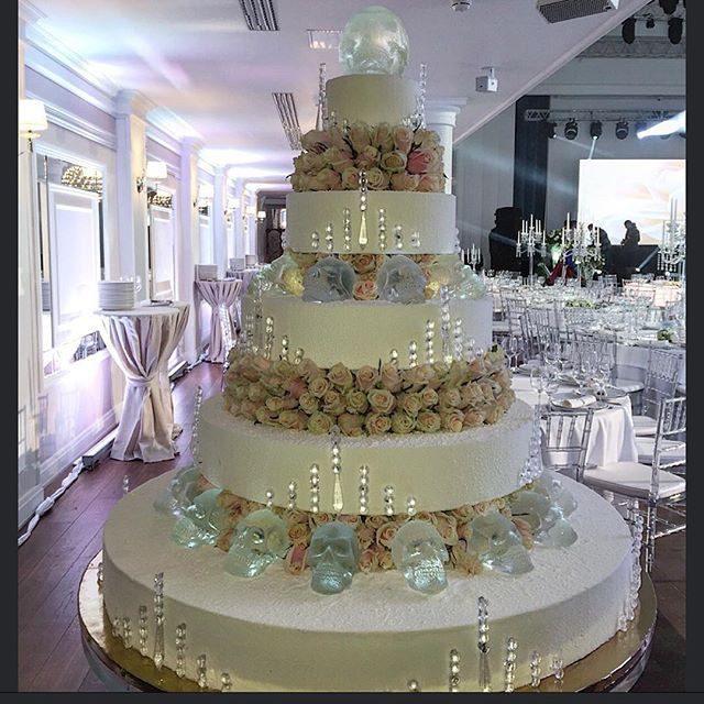 Свадебные торты рената агзамова фото