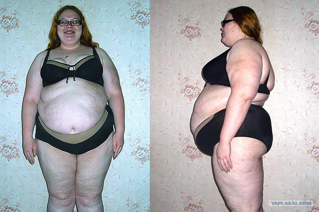 как похудеть на 54 кг