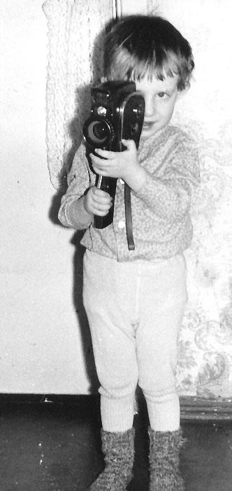 Есть у меня много детских фоток
