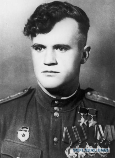 Самый эффективный летчик Второй Мировой войны