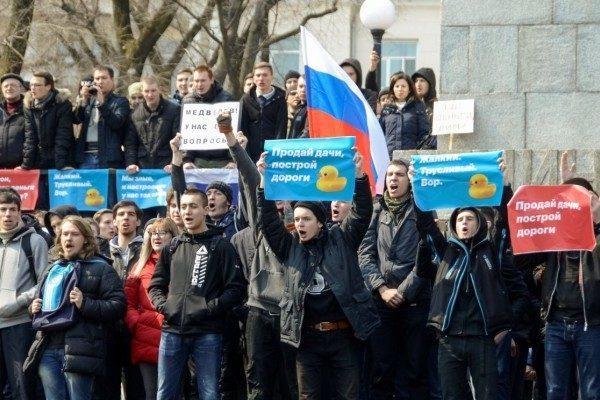 Революция в России назначена на 12 июня