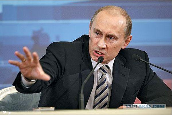 Путин пообещал «зачистить» все, что мешает развитию экономики