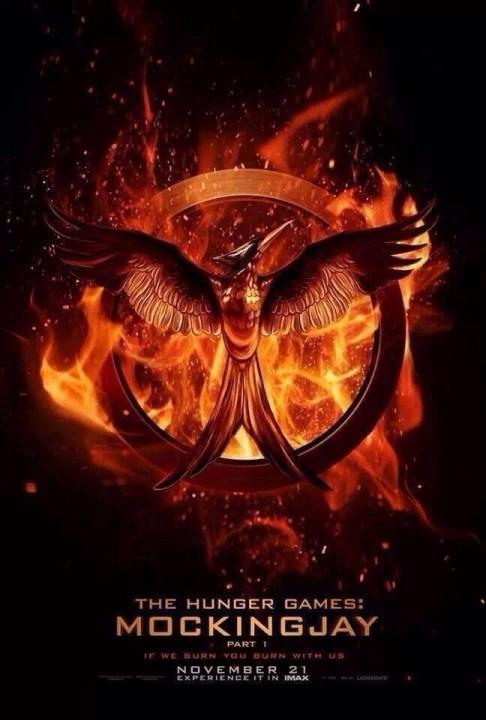 Hunger games mockingjay part 2 poster
