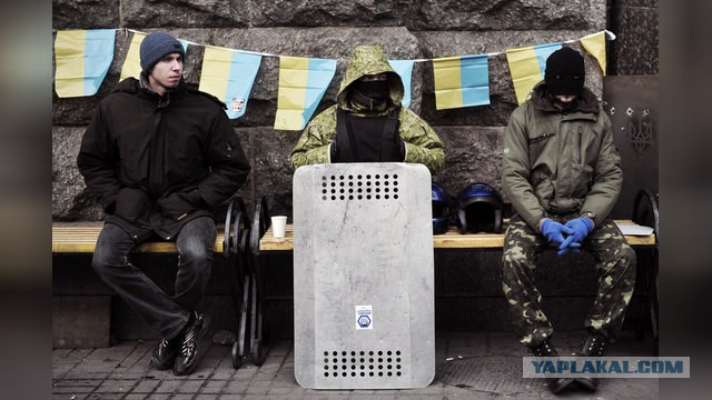 WP: Запад не оправдал надежд Майдана