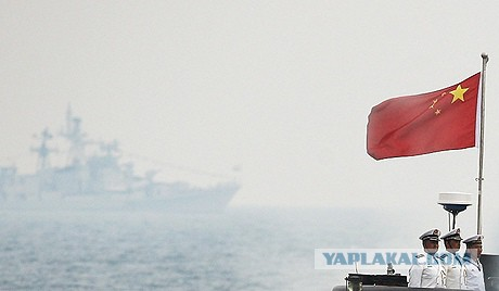 Китай пригрозил Японии войной?