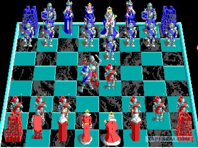На фоне плоских шахматных досок (часто. Настольные. Автор admin.