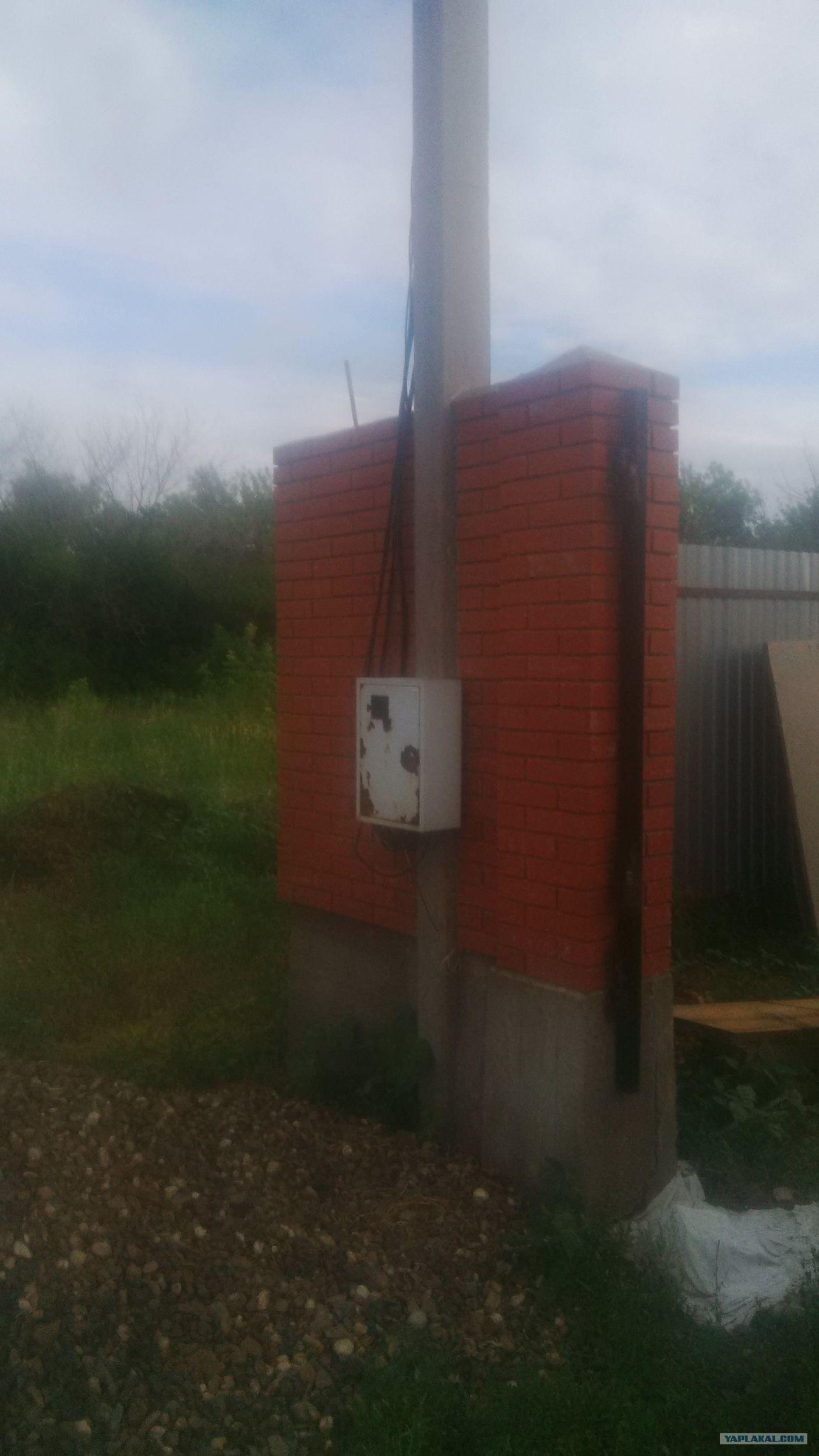 Электричество на участок провести Подключение света Подбельского 3-й проезд