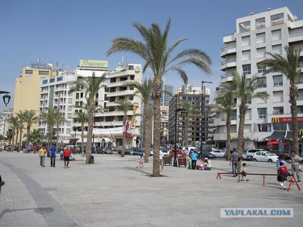 Путешествие по Ближнему Востоку (Сирия – Иордания – Ливан). Часть 2.