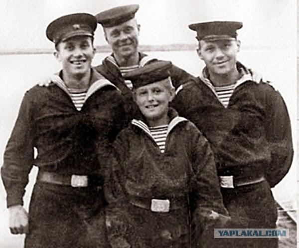 О том, как юнга спас экипаж торпедного катера