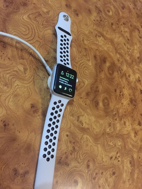Apple Watch 3 Nike+ 38 mm