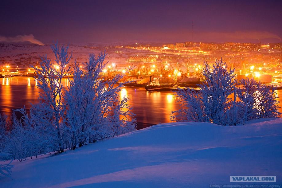 Река дед мороз