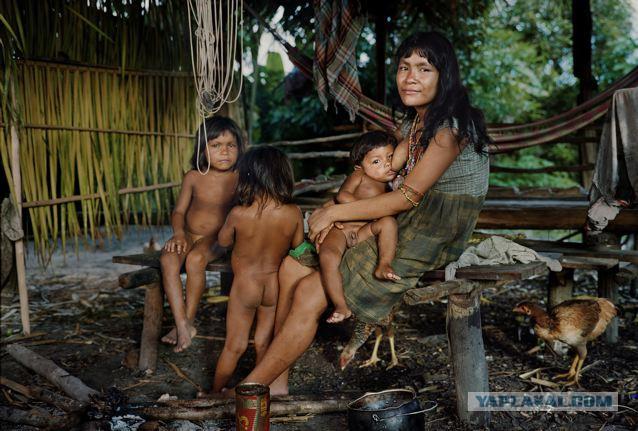 Порно фото индейцев