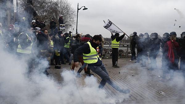 Франция нанесла удар по лучшим людям России