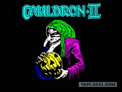Cauldron - zx spectrum eu - vgcollect