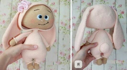 Кукла Бони