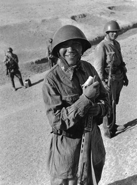 Сталинские соколы в Иране. Лето 1941-го.
