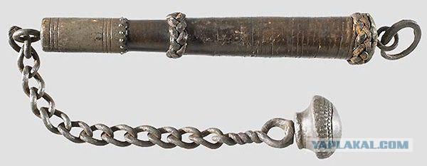 Моргенштерн, кистень, боевой цеп