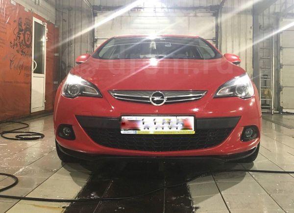 Продается Opel Astra J 3дв (купе)