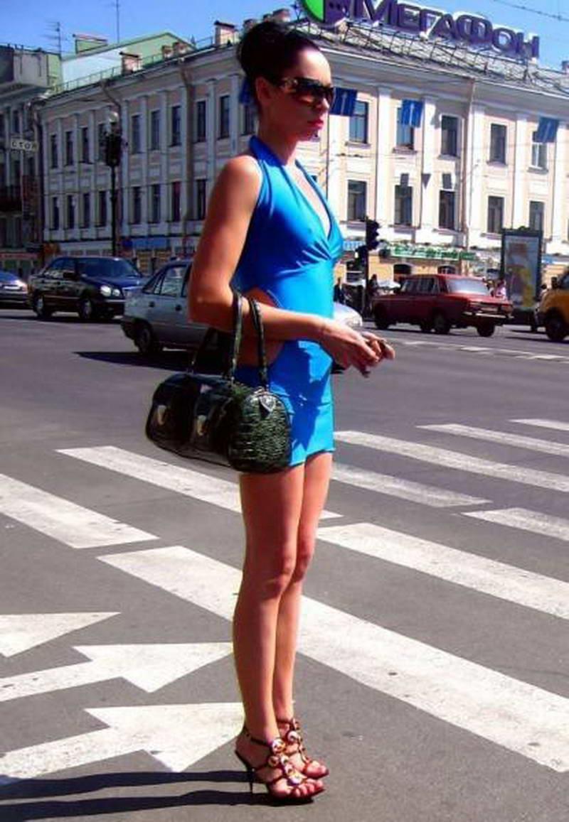 Русские девушки фото с улиц