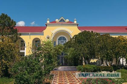 Великая княгиня Романова открыла отель в Крыму