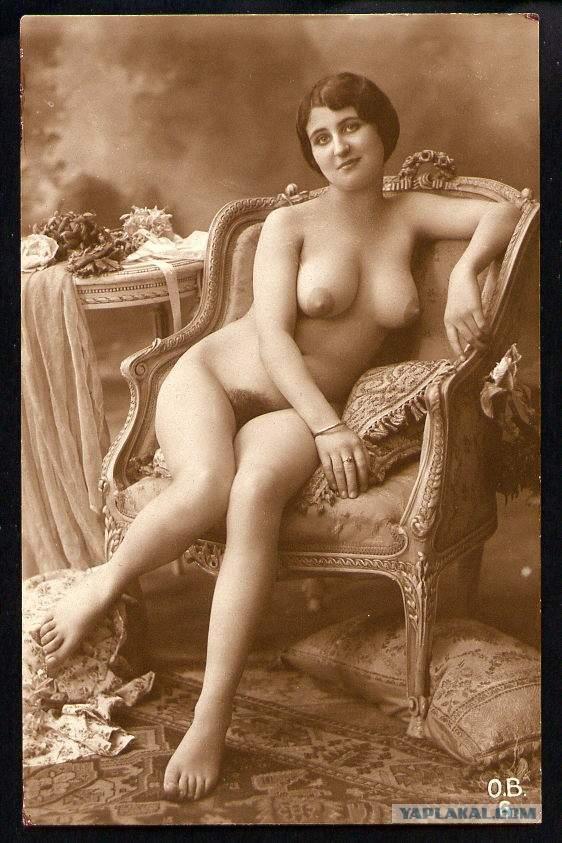 фото старинная эротика