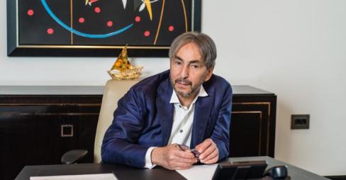 Бизнесмен Умар Джабраилов задержан за стрельбу в московском отеле