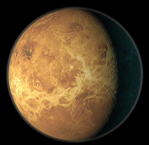 Искусственные объекты Венеры